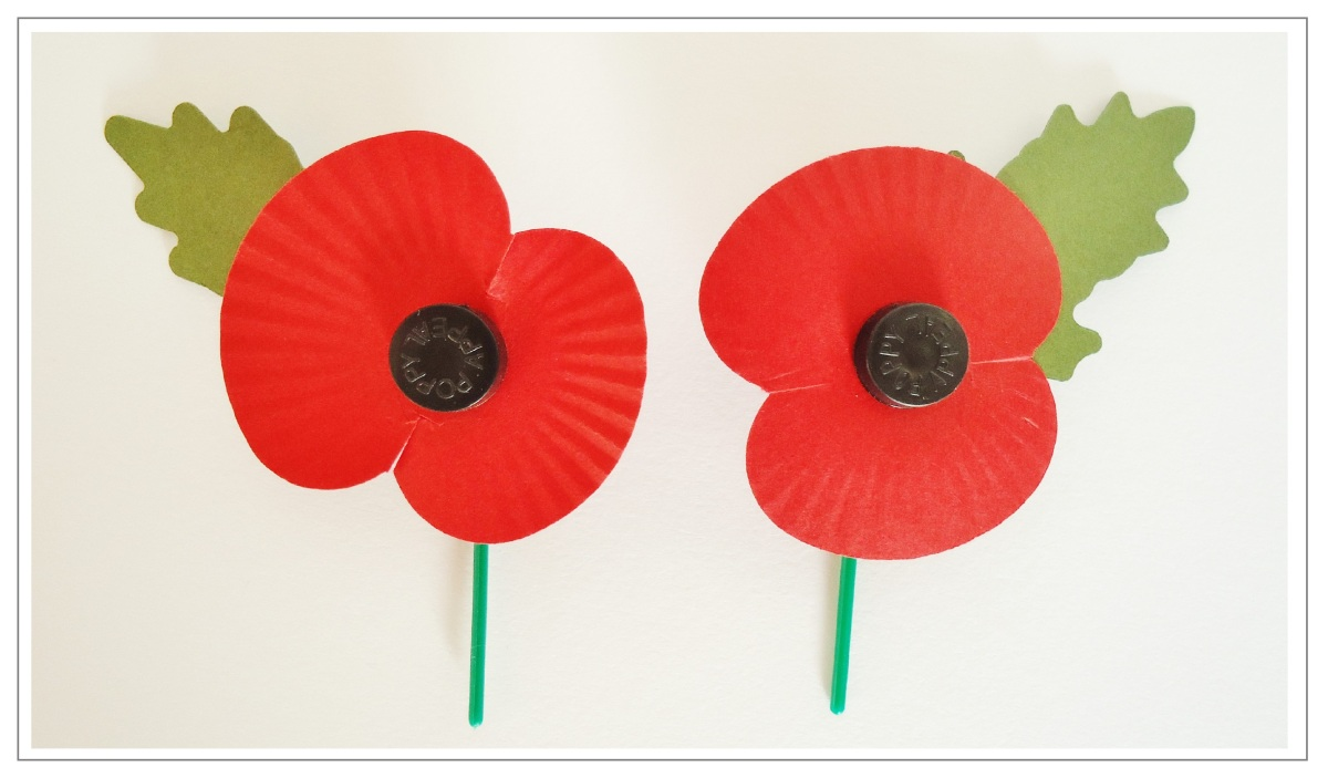 Remembrance Poppy Keep The Memory Alive Elna Smith