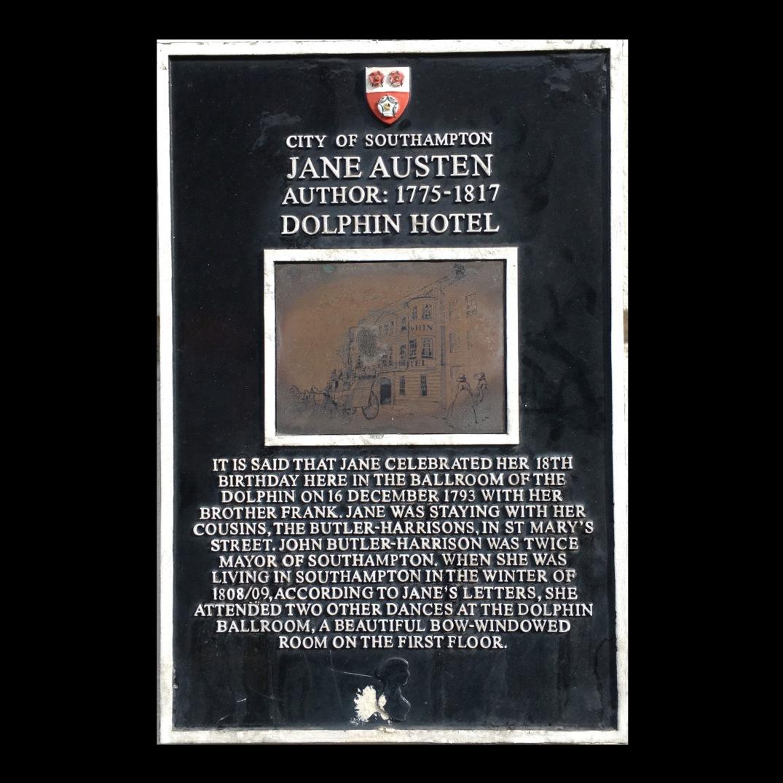 Southampton_JaneAustenHeritageTour
