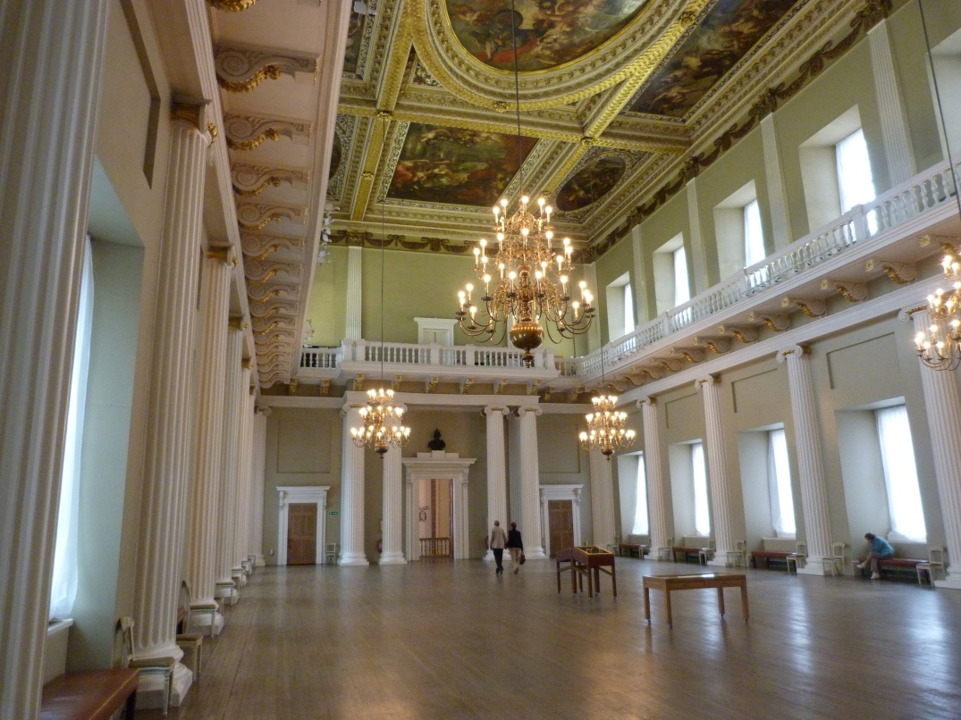 Banqueting House On Whitehall Elna Smith