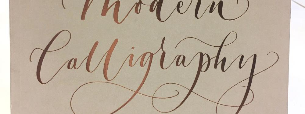 ModernCalligraphyBook