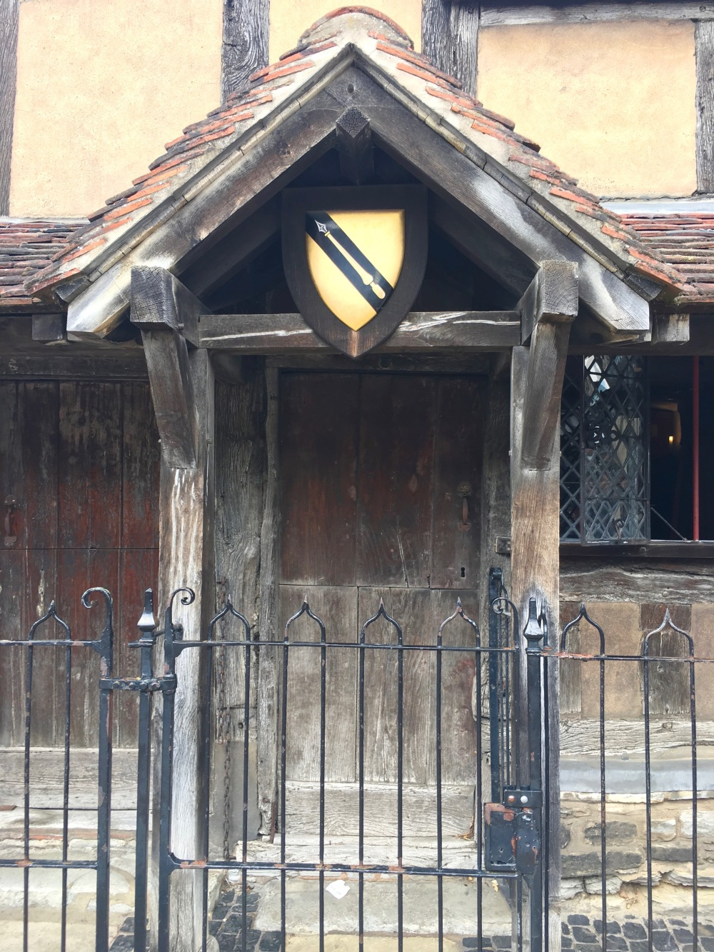 Shakespeare'sHouseMuseum